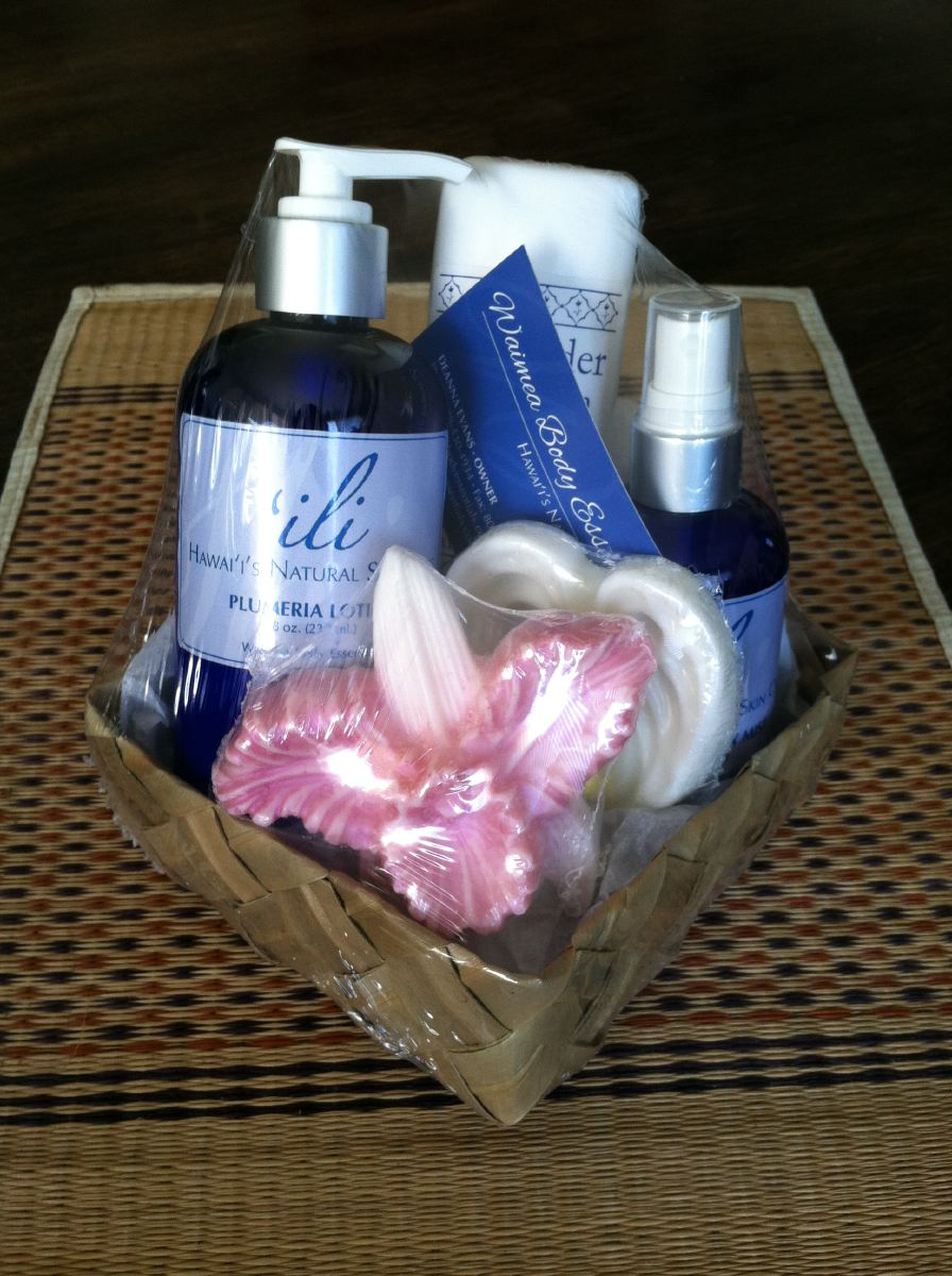 Free Gift Basket Packaging