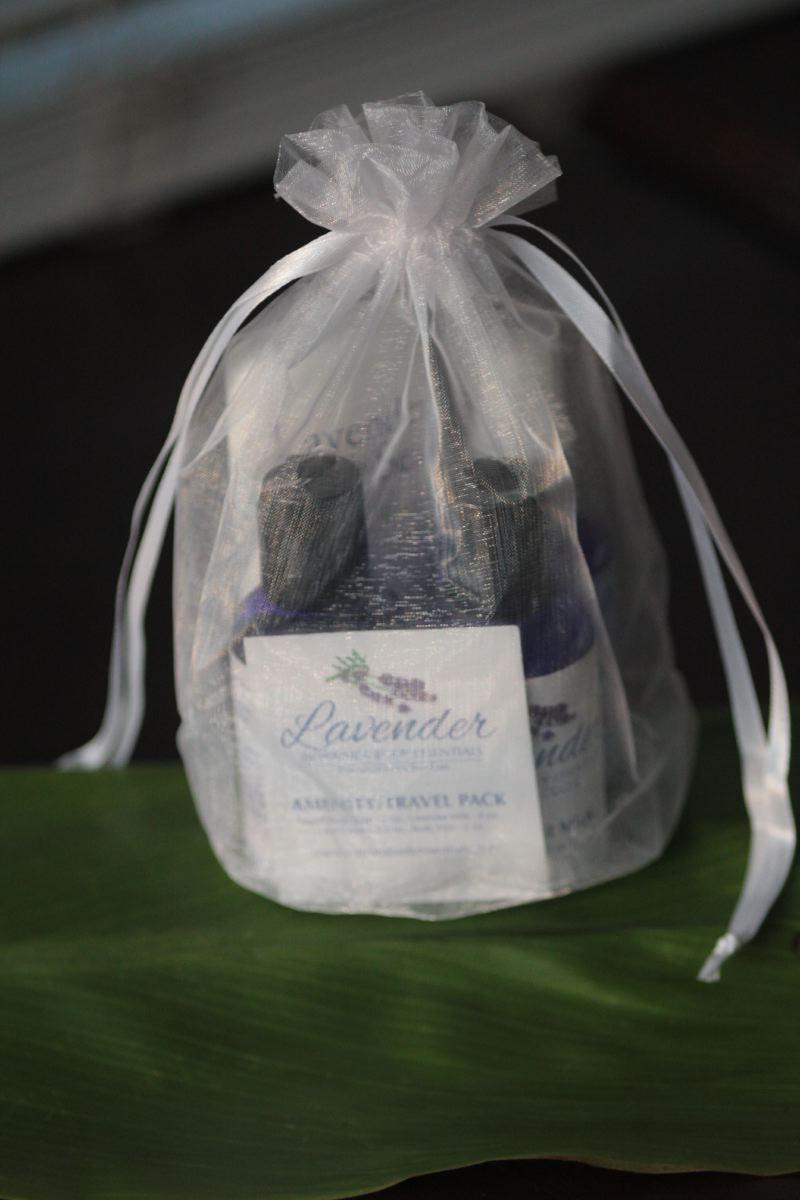 Lavender Gift/Travel Pak 5