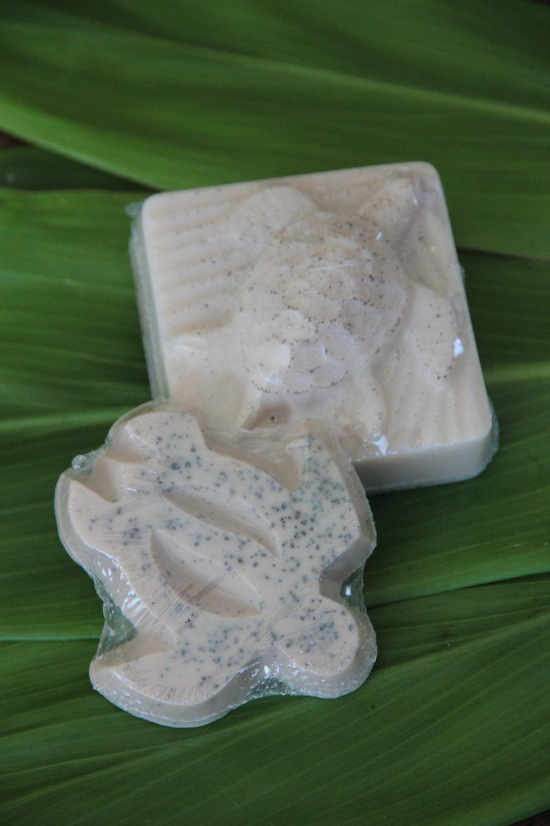 Kona Coffee Mocha Honu Soap, Large