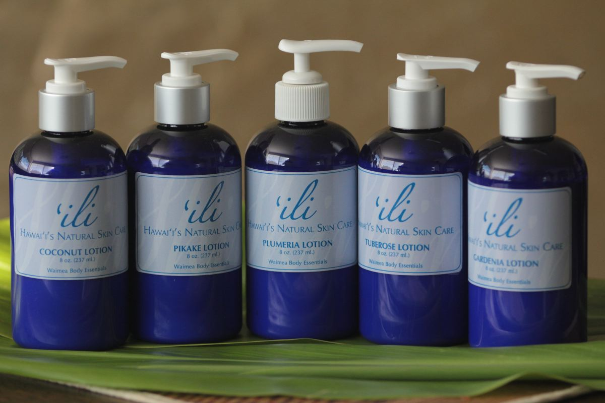 'ili Body Lotion