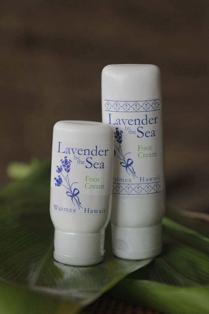 Lavender/Rosemary Foot Cream
